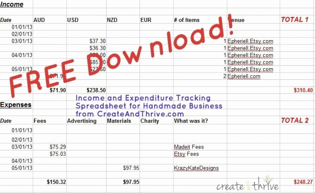 Personal Income and Expense Sheet Best Of C&t Q&a – How Do You Track Your In E and Expenditure