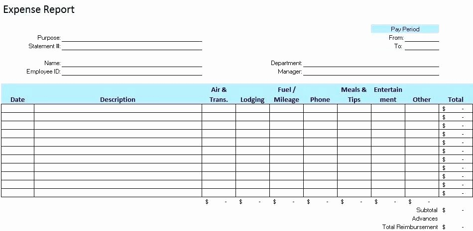 Personal Income and Expense Sheet Best Of Free In E and Expense Template