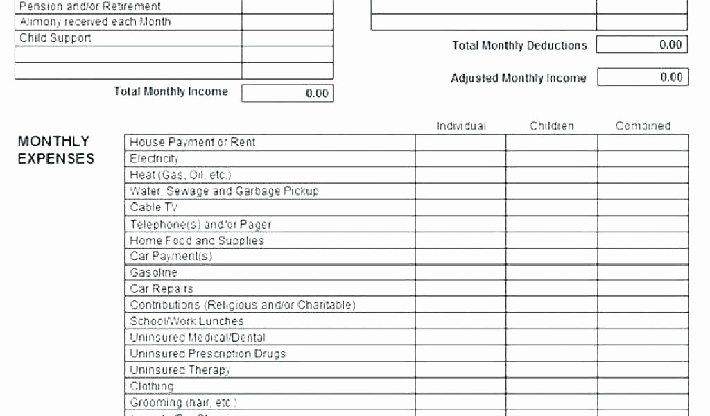 Personal Income and Expense Sheet Elegant Personal In E and Expense Spreadsheet – Timberlandpro