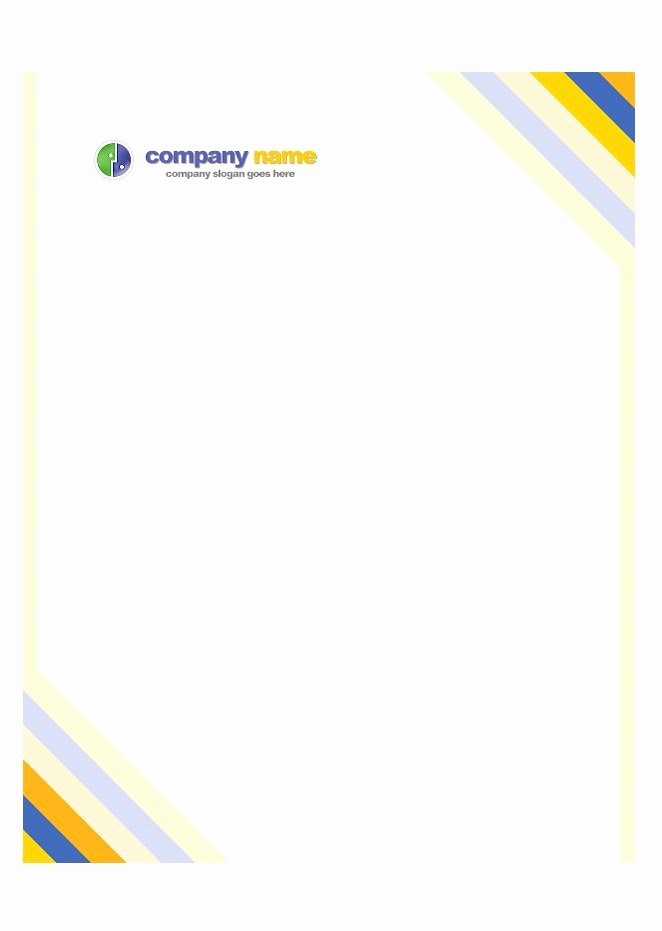 Personal Letterhead Templates Free Download Luxury Fancy Letterhead Templates