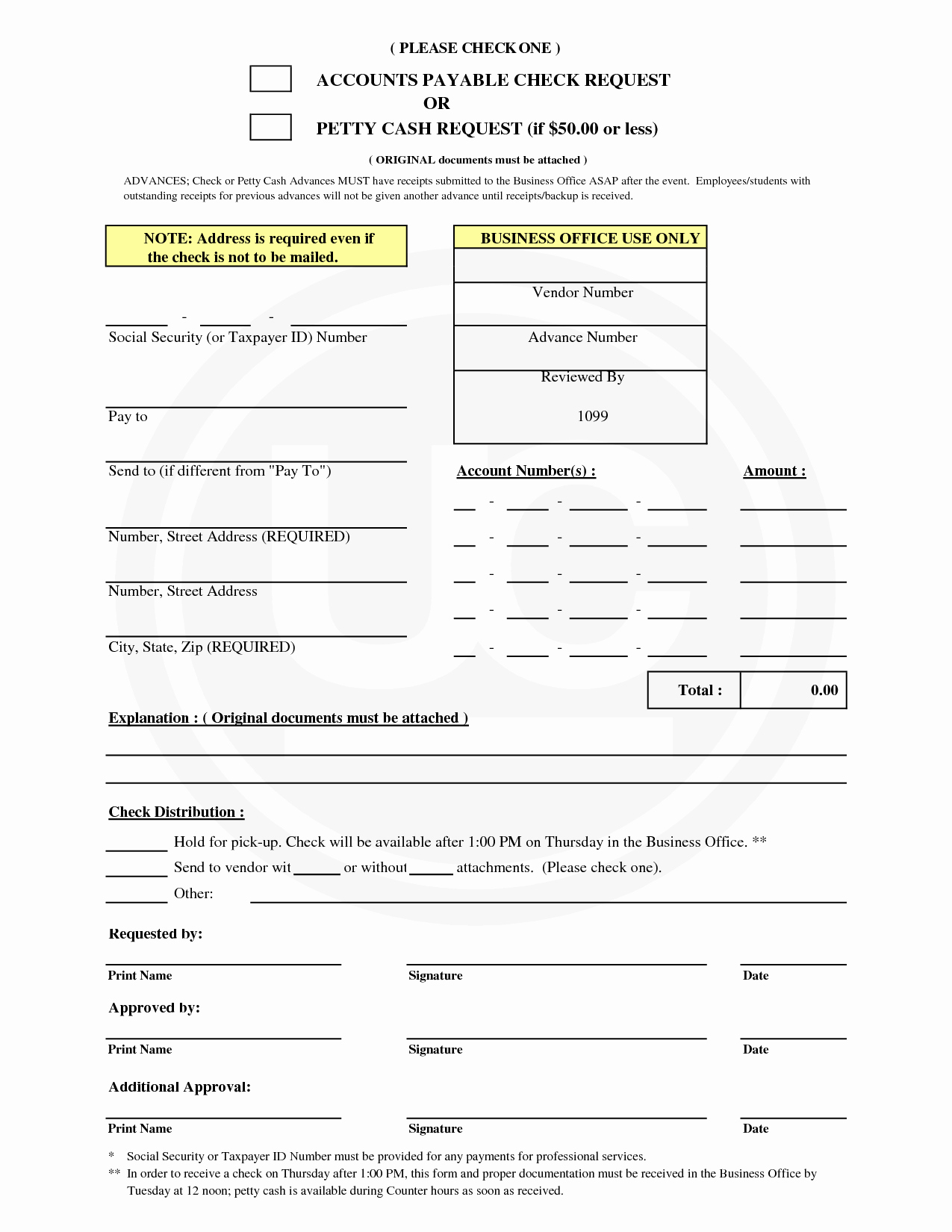 Petty Cash Request form Template Best Of Petty Cash Request form Ideasplataforma