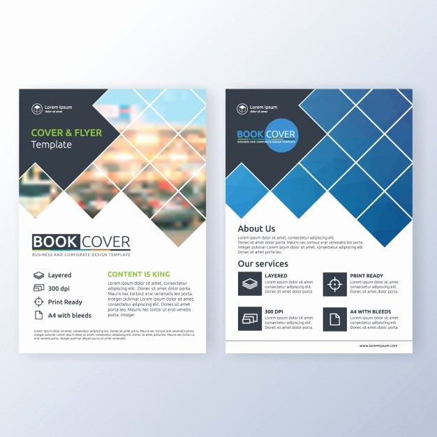 Photo Id Template Free Download Luxury Brochure Vectors S and Psd Files