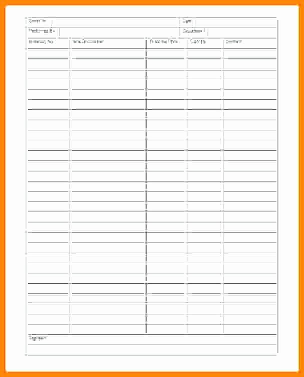 Physical Inventory Count Sheet Template Luxury Count Sheet – Publidigital