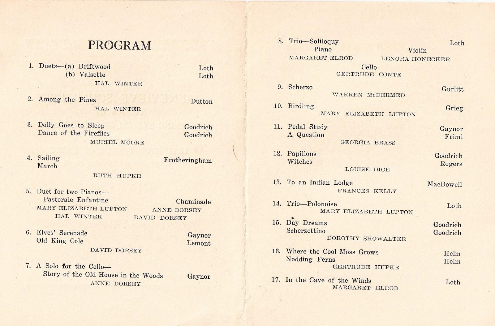 Piano Recital Program Template Free Best Of Music Recital Program Templates Free Colesecolossus