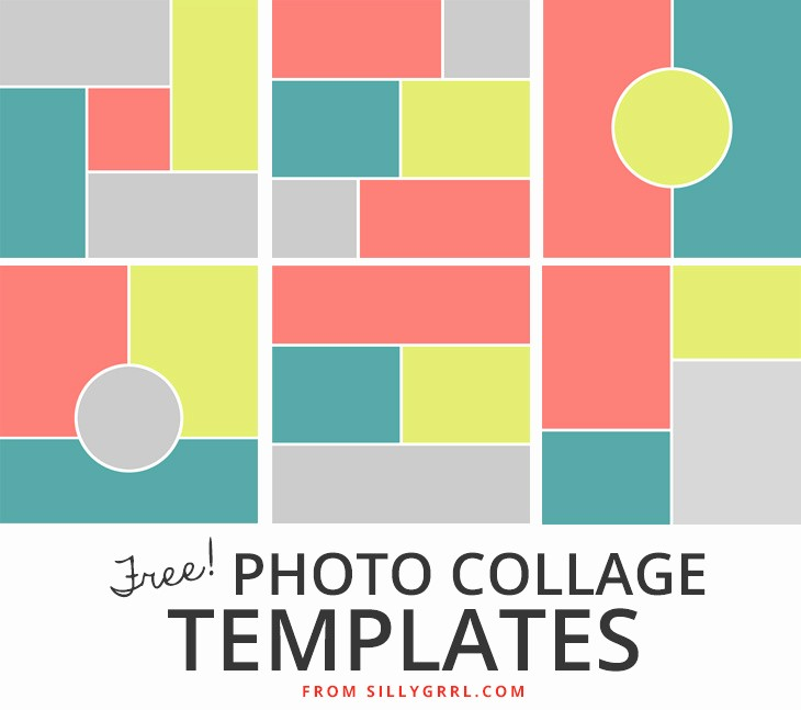 Picture Collage Template for Word Beautiful Collage Templates Search Results