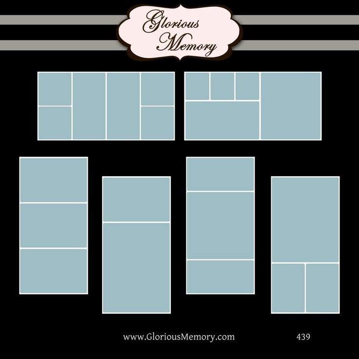 Picture Collage Template for Word Best Of Best S Of Shop Collage Templates Storyboard