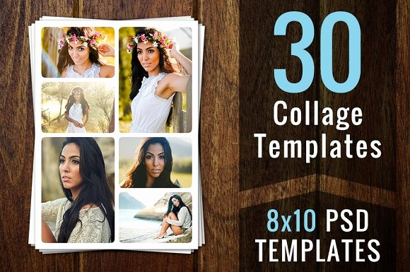 Picture Collage Template for Word New Graphy Templates Collage Card Templates On