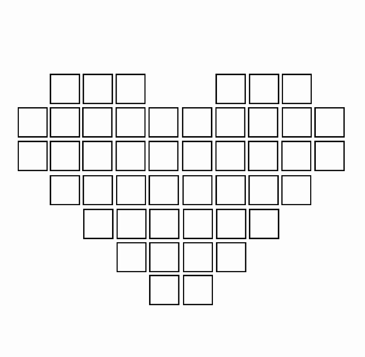 Picture Collage Template for Word New Heart Shaped Collage Template Impremedia
