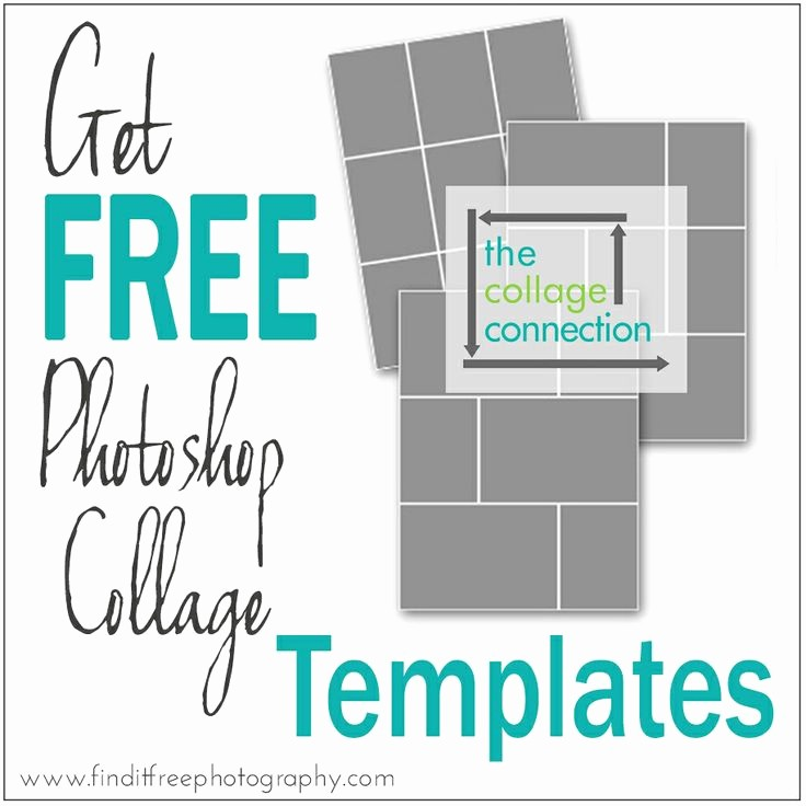 Picture Collage Template for Word Unique Shop Collage Template