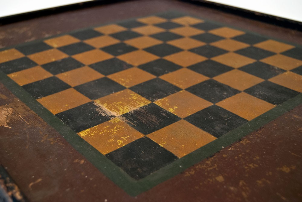 Pictures Of A Checker Board Elegant Antique American New England Folk Art Game Board Checker