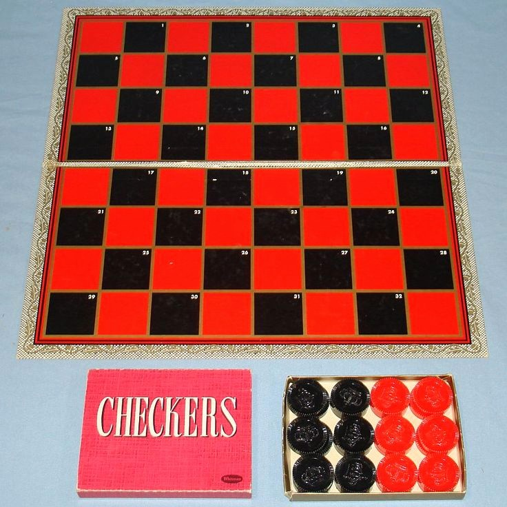Pictures Of A Checker Board Fresh 1960s toys