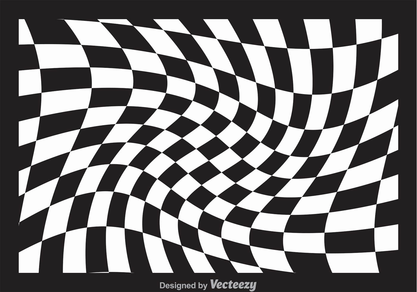 Pictures Of A Checker Board Unique Distorted Checker Board Vector Download Free Vector Art
