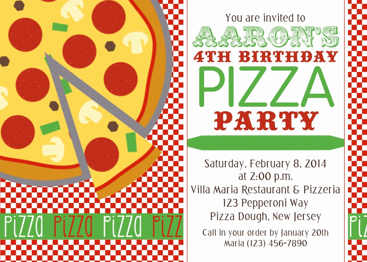 Pizza Party Flyer Template Free Awesome Chandeliers & Pendant Lights