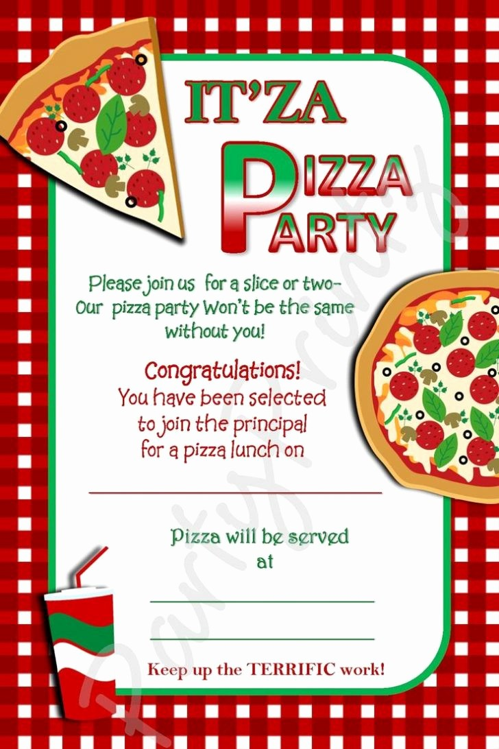 Pizza Party Flyer Template Free Awesome Free Printable Flyer Templates Invitation Templates
