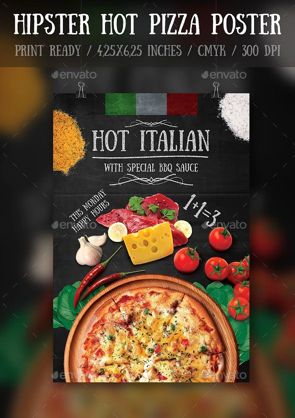 Pizza Party Flyer Template Free Beautiful Pin by Bashooka Web & Graphic Design On Flyer Template