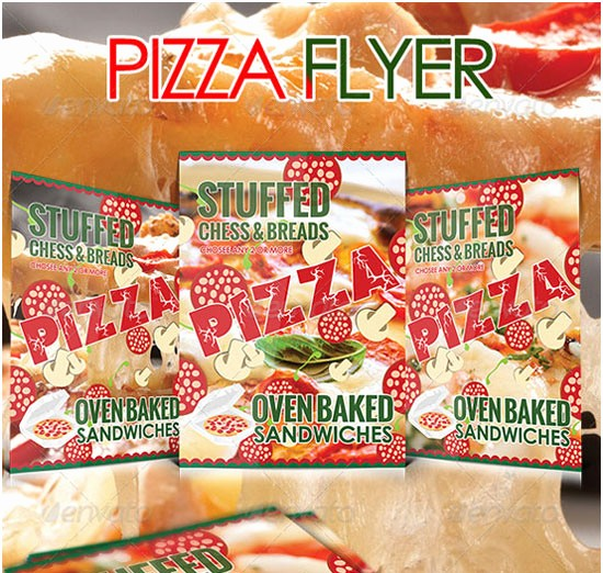 Pizza Party Flyer Template Free Lovely Flyer Templates List Of top 30 Flyer Templates for