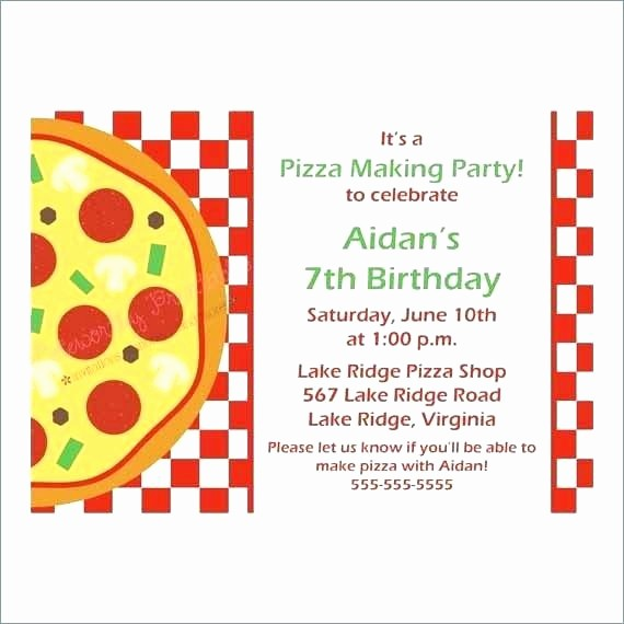 Pizza Party Flyer Template Free New Pizza Party Flyer Template Pizza Party Flyer Templates