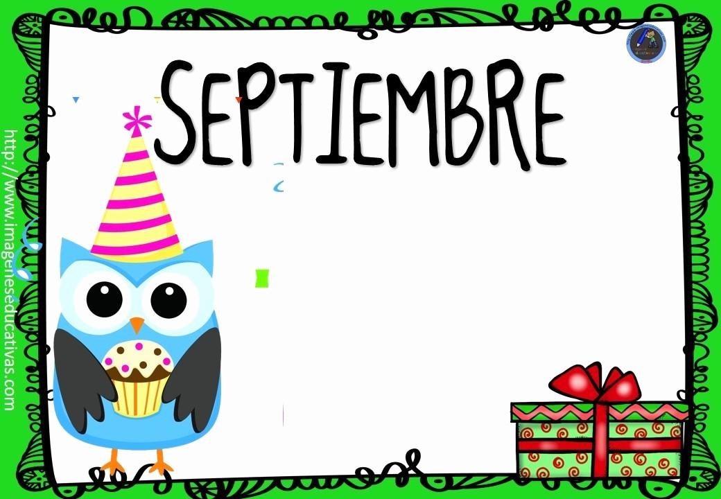 Plantillas De Cumpleaños Para Editar Awesome Carteles CumpleaÑos 9 Imagenes Educativas