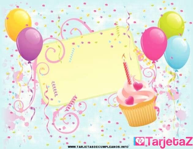 Plantillas De Cumpleaños Para Editar Elegant Tarjetas De CumpleaÑos Para Imprimir ¡feliz Cumple