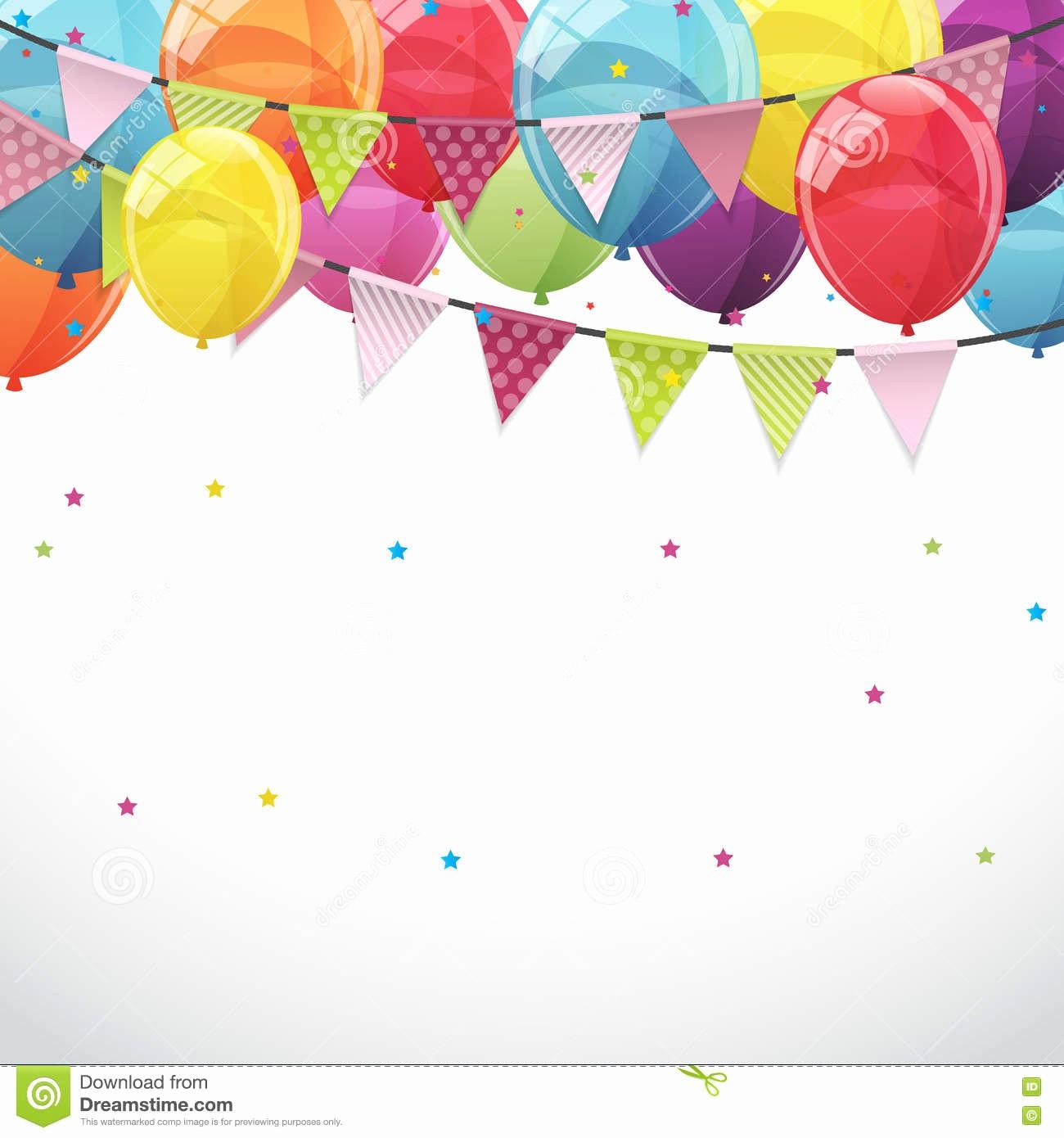 Plantillas De Cumpleaños Para Editar Fresh Plantilla De La Tarjeta Del Feliz Cumpleaños Con Los