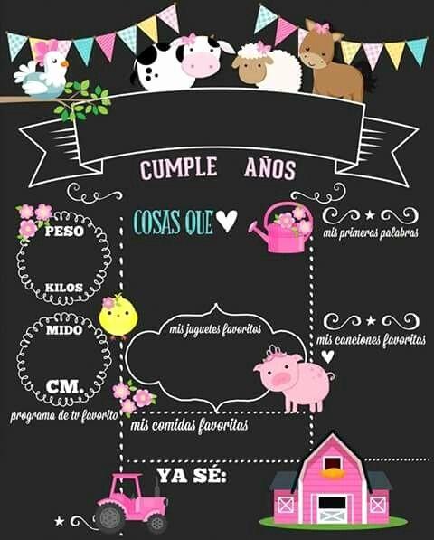 Plantillas De Cumpleaños Para Editar Lovely Invitación Invitación Pinterest