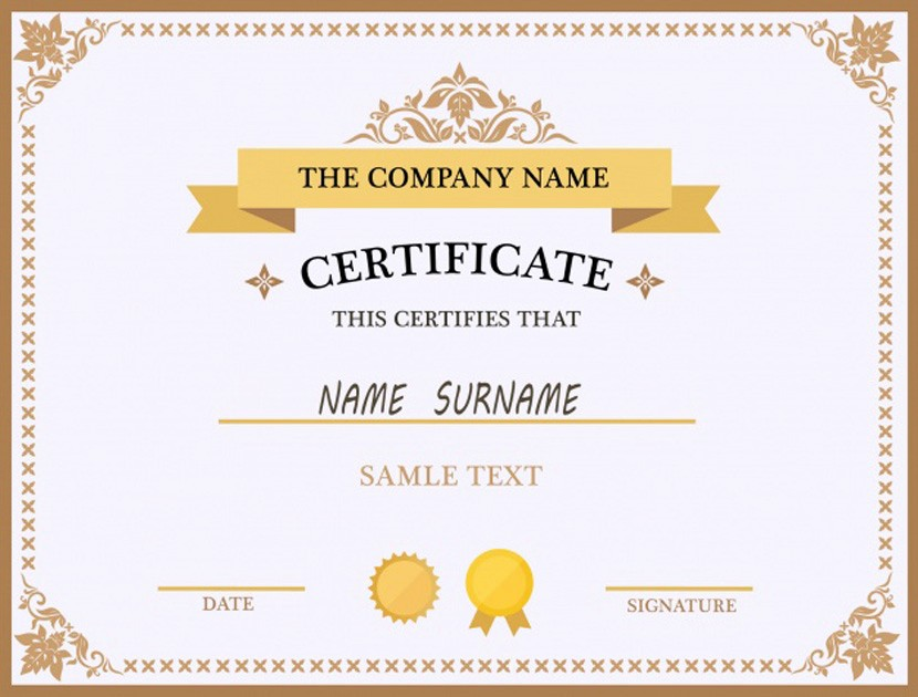 Plantillas De Diplomas Para Editar Awesome 37 Plantillas Para Diplomas Y Certificados Pletamente