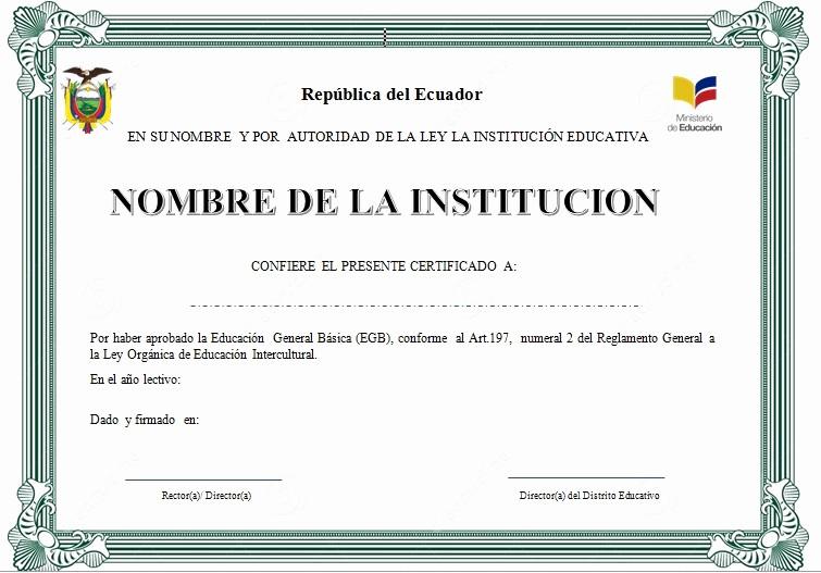 Plantillas De Diplomas Para Editar Best Of Plantillas De Diplomas Para Terminación De Primaria
