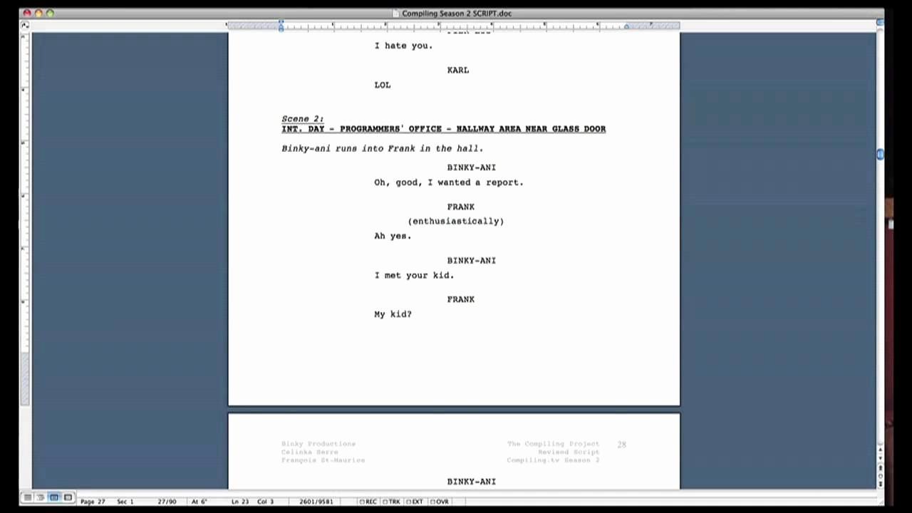 Play Script format In Word Beautiful Script formatting Tips How to format A Screenplay In