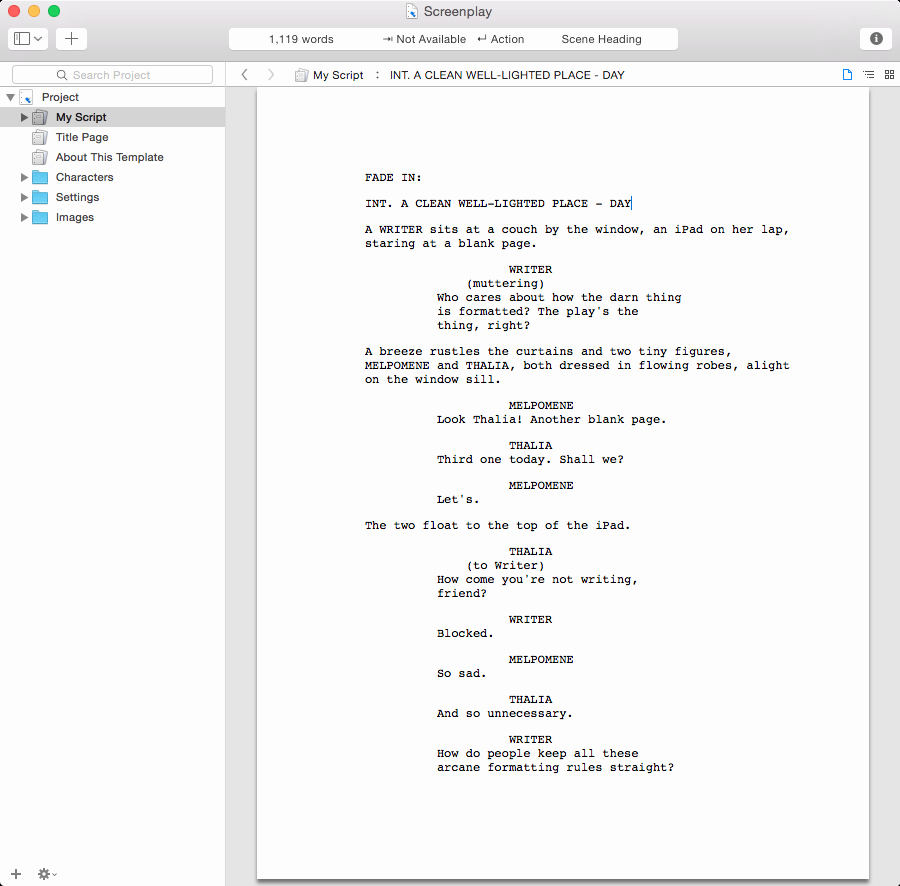 Play Script format In Word Best Of 30 Of Template Screenplay