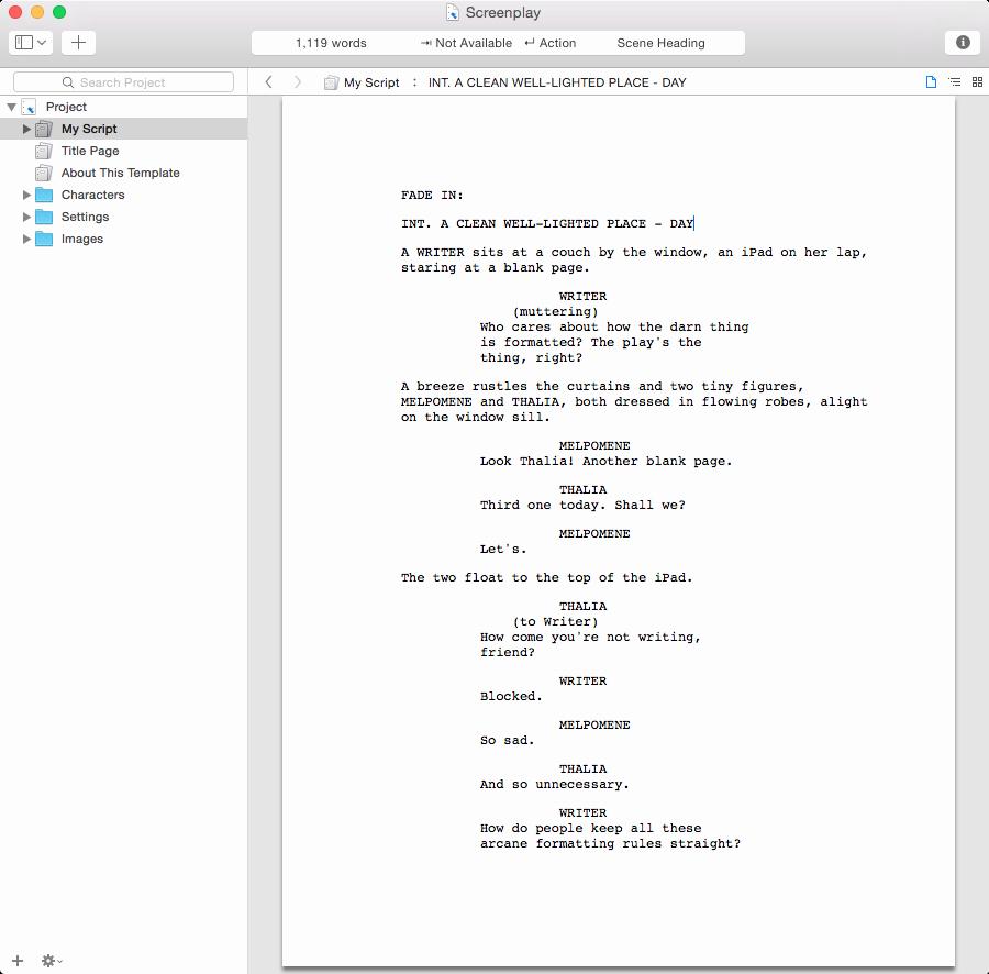 Play Script format In Word Best Of 30 Of Template Screenplay