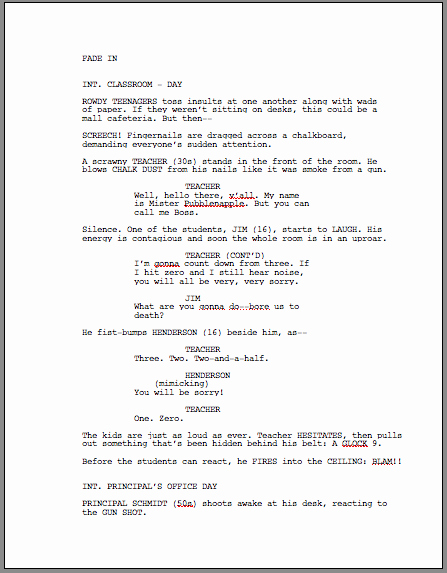 Play Script format In Word Luxury Script formatting Screenwriter Coaching and Talent