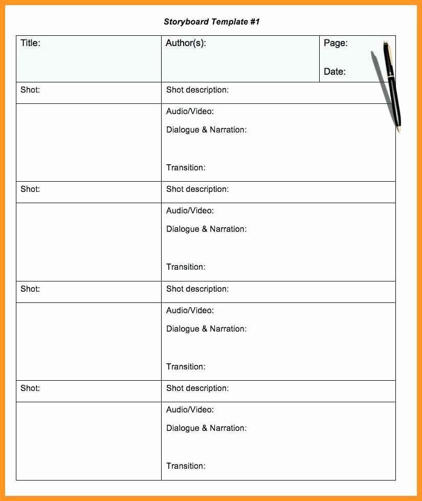 Play Script format In Word New 6 7 Script Templates