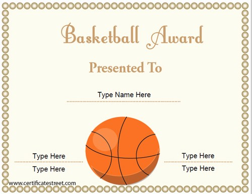 Player Of the Game Certificate Lovely 10 Best Of Blank Award Certificate Templates for