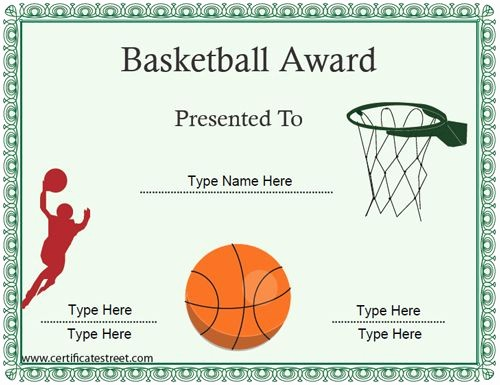 Player Of the Game Certificates Awesome An Ideal Certificate to Offer to Participants Of A