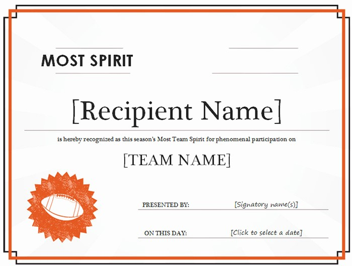Player Of the Game Certificates Elegant Word Certificate Template 49 Free Download Samples