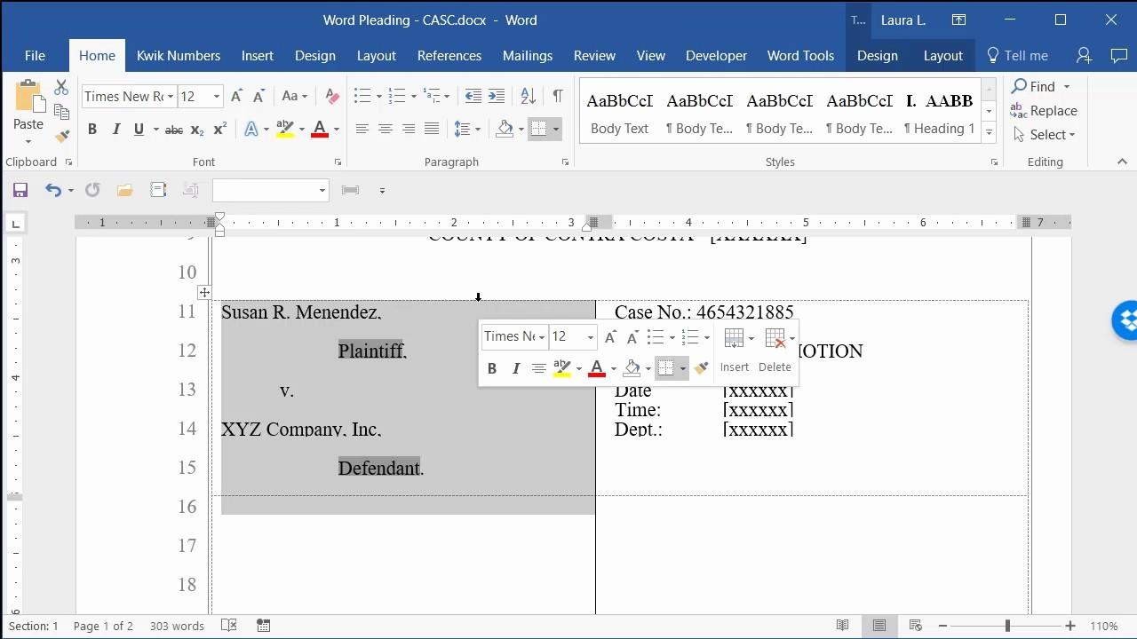 Pleading Paper Template Google Docs Elegant 99 Legal Pleading Paper 28 Lines Legal Pleading Template