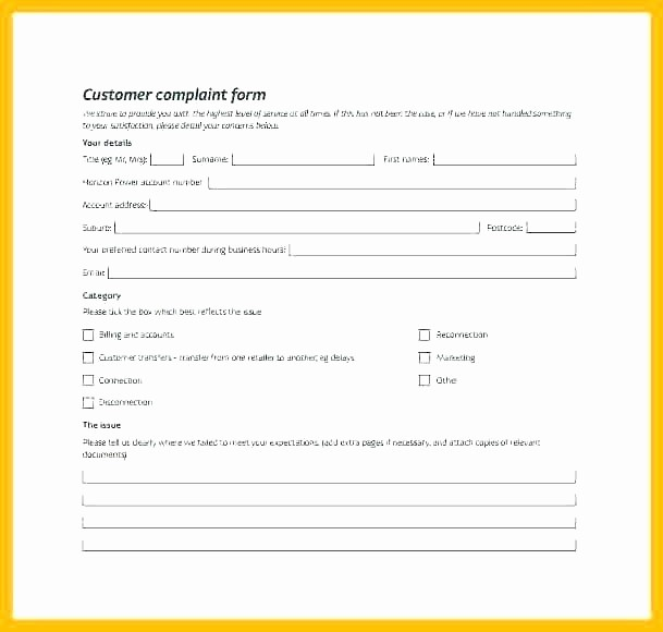 Pleading Paper Template Google Docs Lovely Legal Plaint form Template Free Petition forms Sample