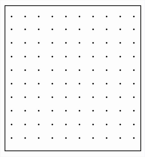 polka dot paper templates kit pink border template