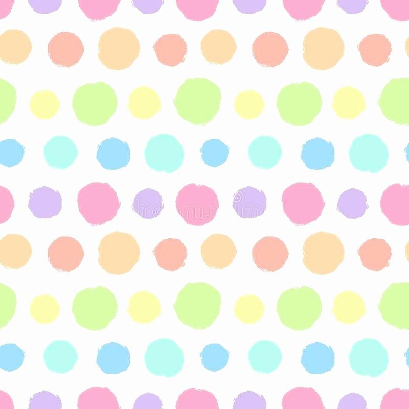 Polka Dot Template for Word Inspirational Polka Dot Paper Templates Kit Pink Border Template