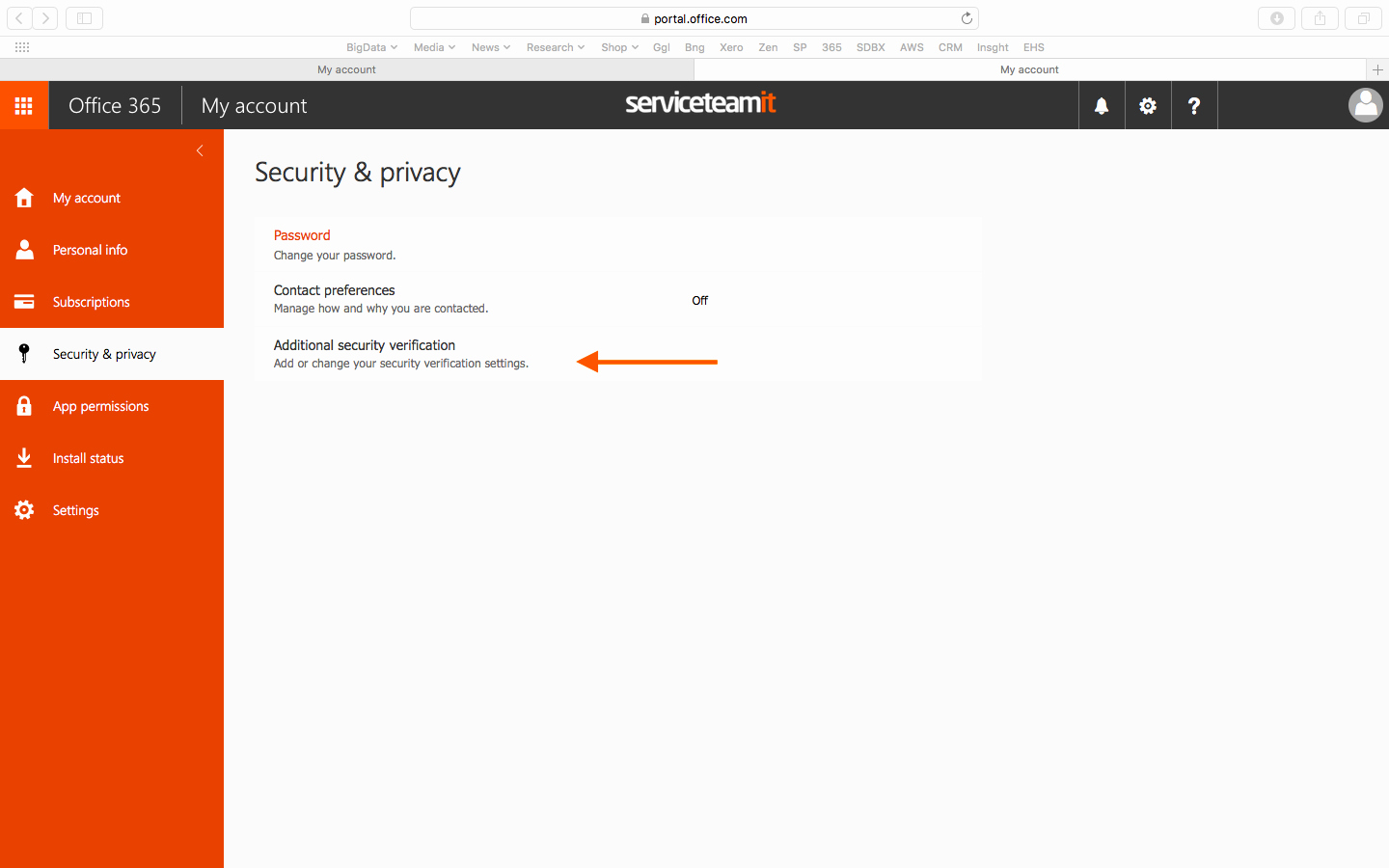 Portal-office-com Best Of Fice 365 App Password with Mfa Howto