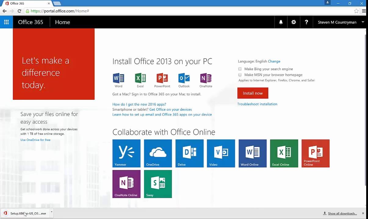 Portal-office-com Fresh How to Fice 365