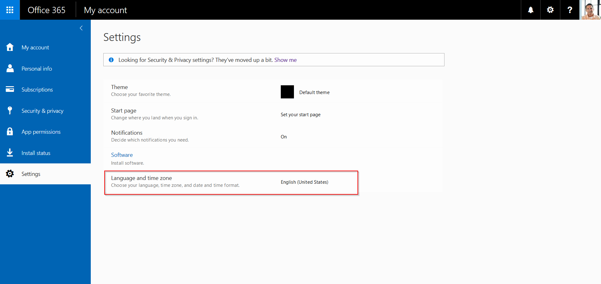 Portal-office-com Luxury [ Fice365 ] Language Settings…
