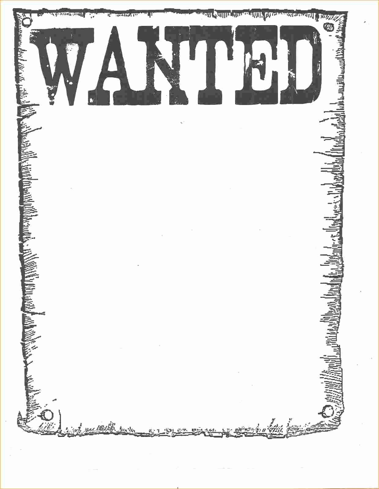 Poster Template Free Microsoft Word Best Of Wanted Poster Template for Word Portablegasgrillweber