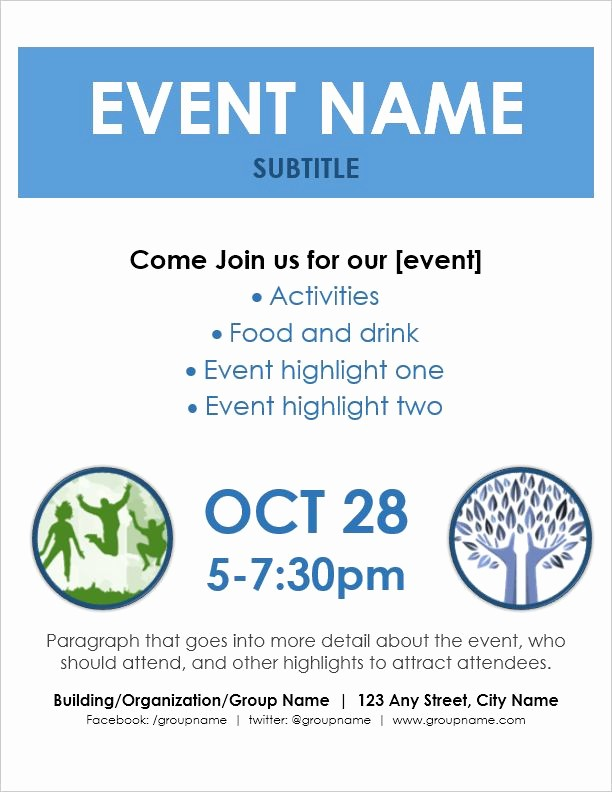 Poster Template Free Microsoft Word New 1000 Images About Flyers Programs Invitations On Pinterest