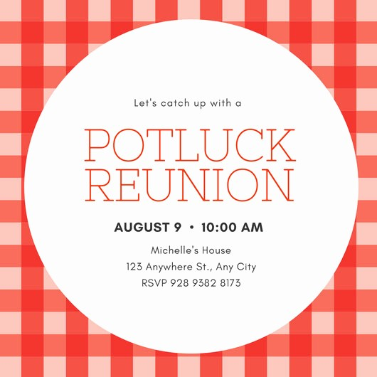 Potluck Invitation Template Free Printable Beautiful Potluck Invitation Template – orderecigsjuicefo