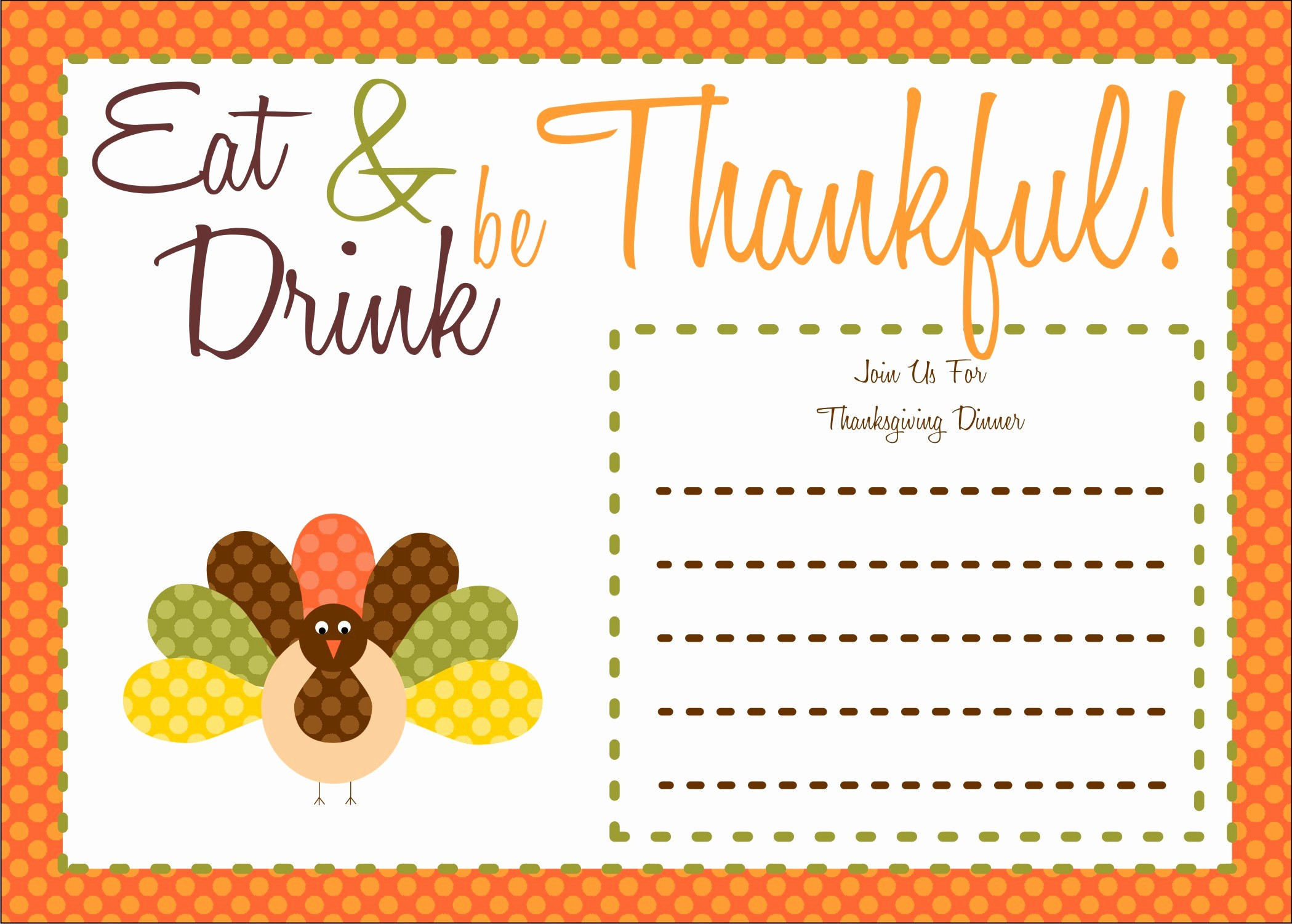 Potluck Invitation Template Free Printable Inspirational Thanksgiving Potluck Invitation Templates – Happy Easter