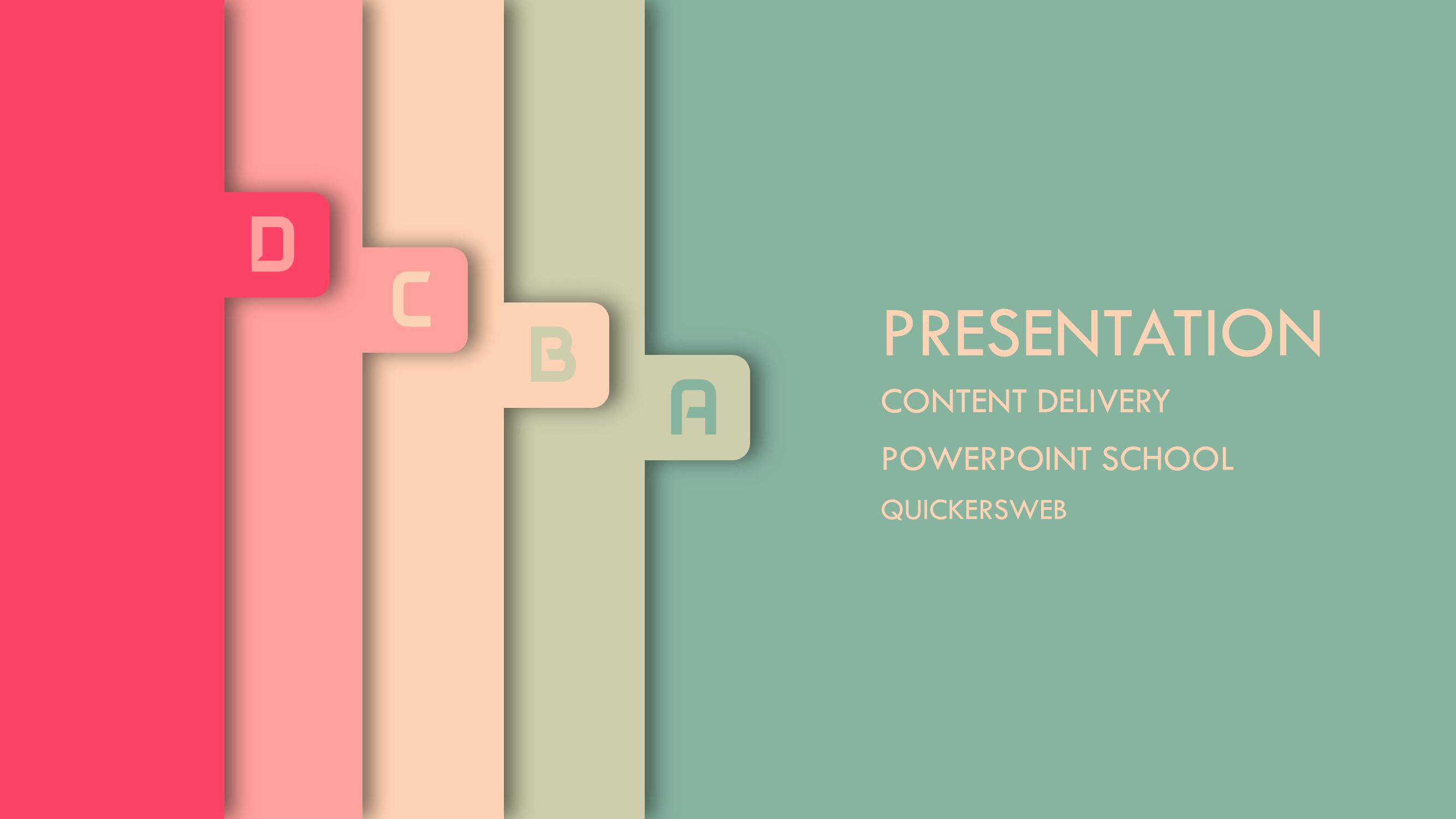 Powerpoint Presentation Design Free Download Unique Free Creative Powerpoint Template Powerpoint School