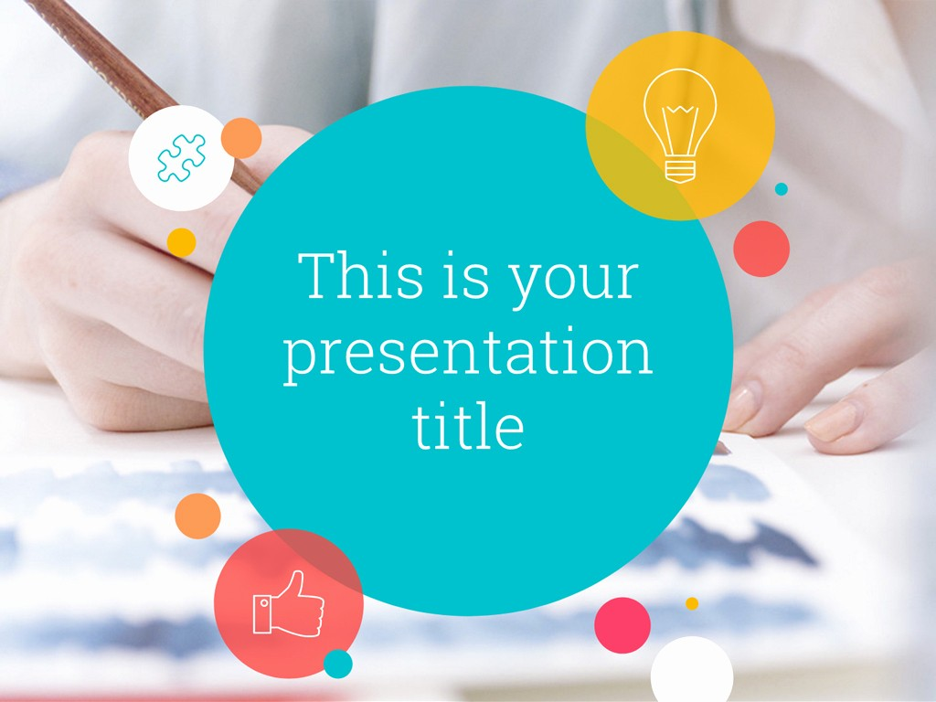 Powerpoint Presentation Slides Free Download Inspirational Free Playful Powerpoint Template or Google Slides theme