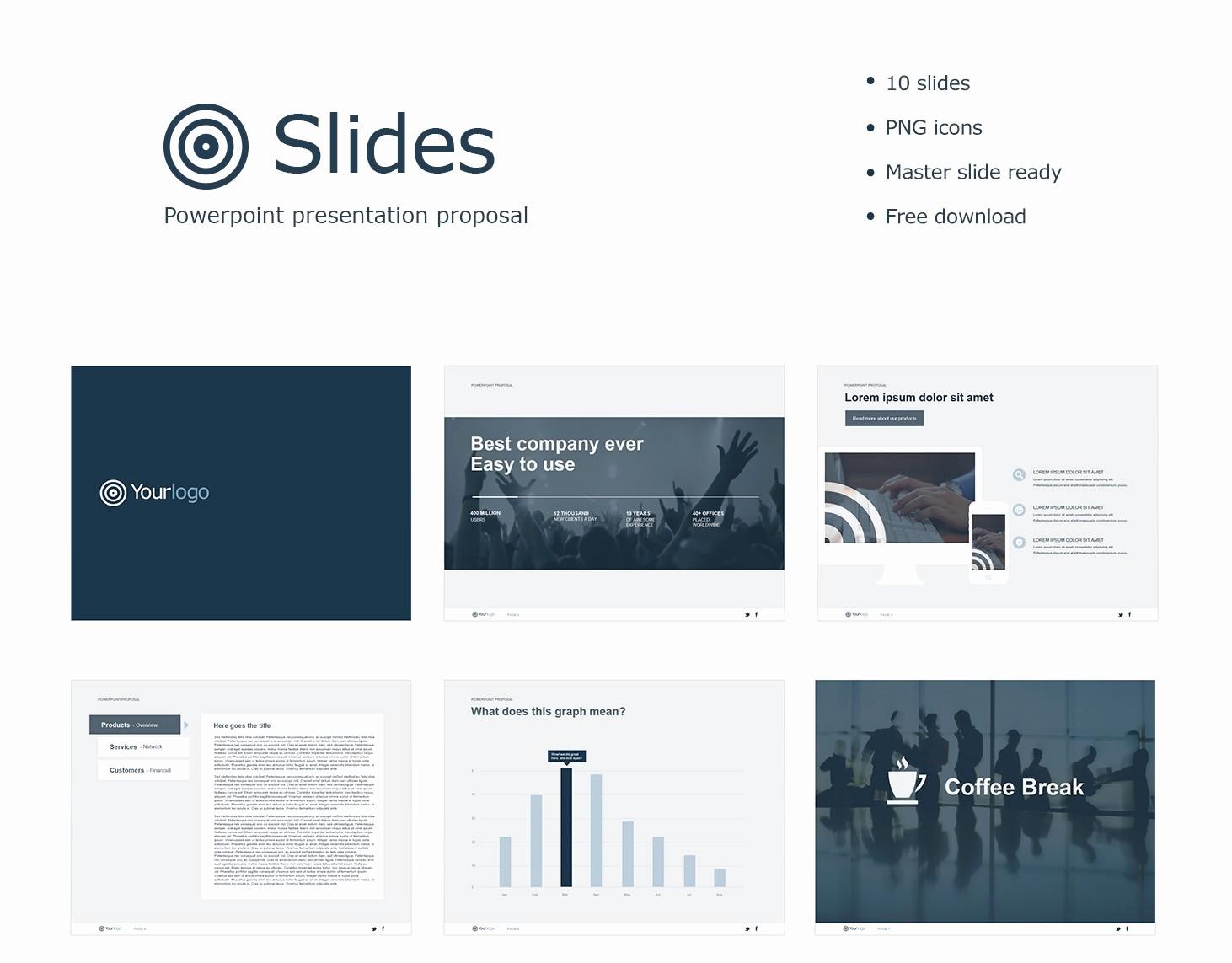 Powerpoint Presentation Slides Free Download Luxury 40 Free Cool Powerpoint Templates for Presentations