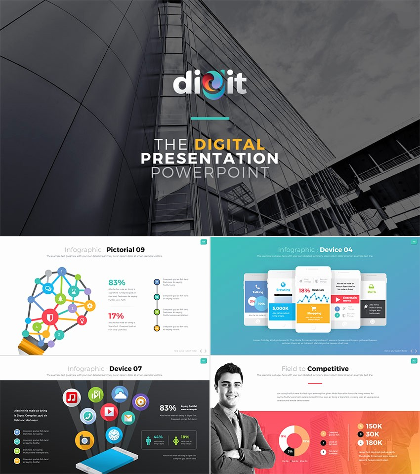 Powerpoint Slide Templates for Business Fresh 15 Professional Powerpoint Templates for Better Business